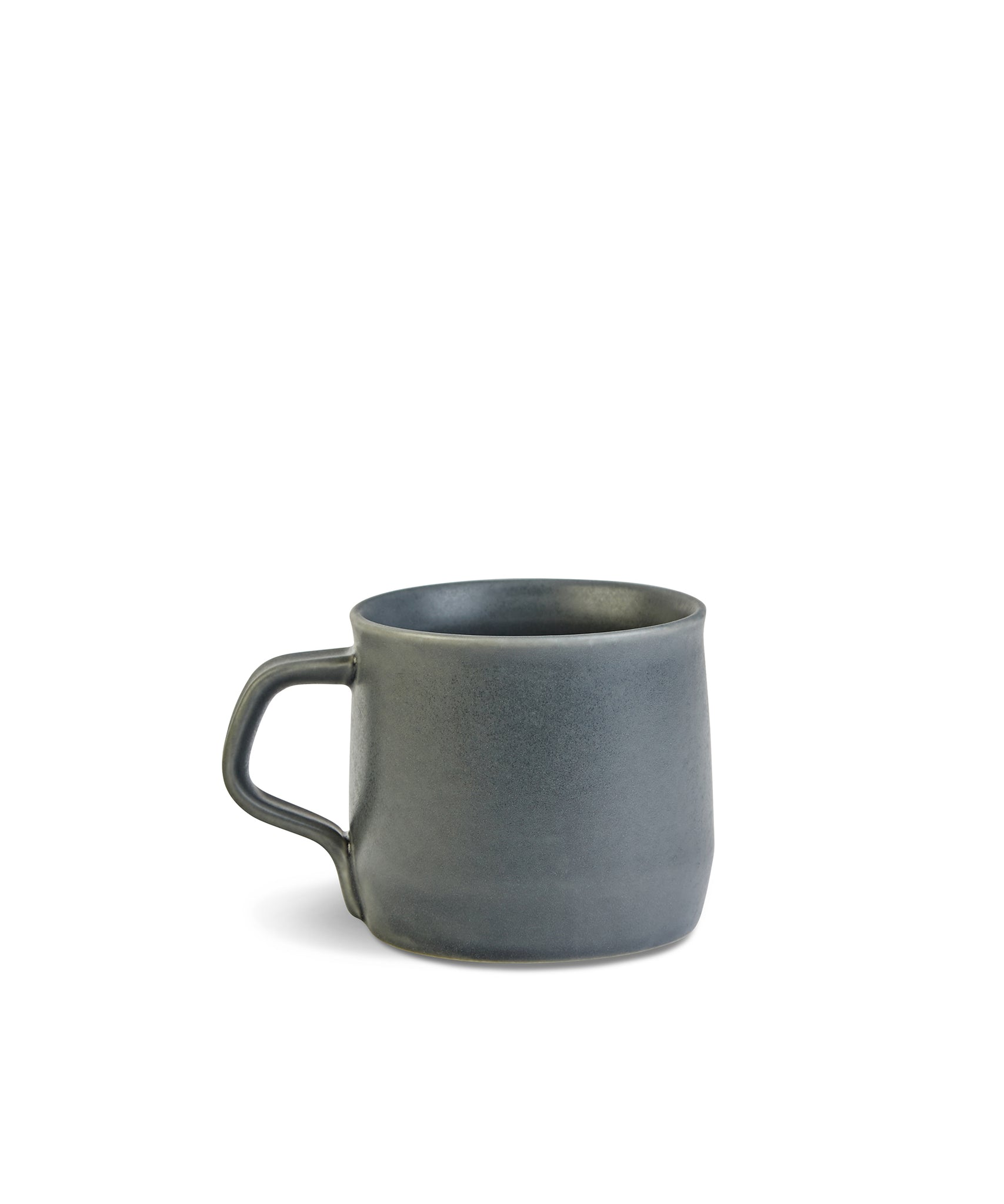Fog Mug 270ml (Dark Grey) by Kinto