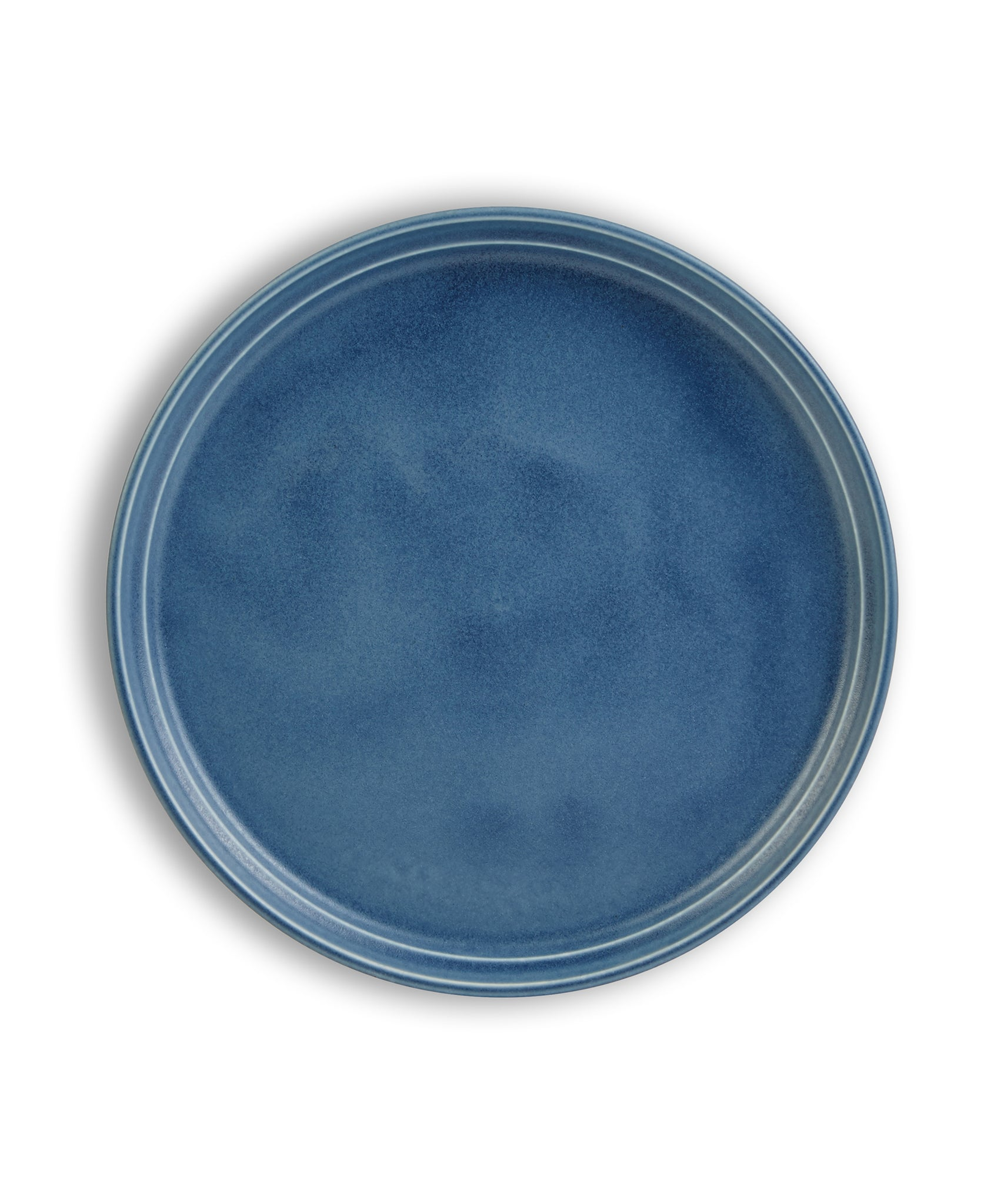 Fog Plate 200mm (Blue) by Kinto