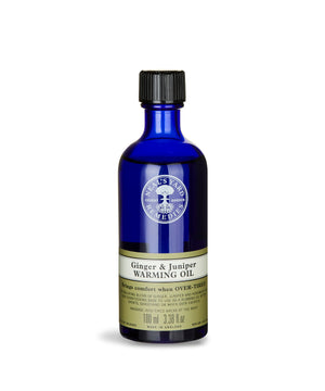 Ginger & Juniper Warming Oil By Neal's Yard Remedies