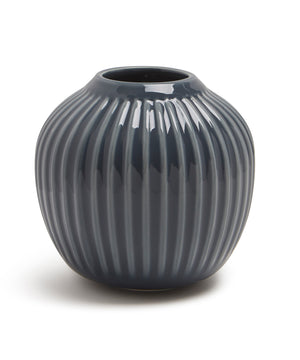 Hammershøi Vase 125mm (Anthracite) by Kähler