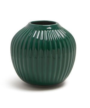 Hammershøi Vase 125mm (Green) by Kähler