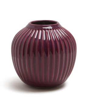 Hammershøi Vase 125mm (Plum) by Kähler