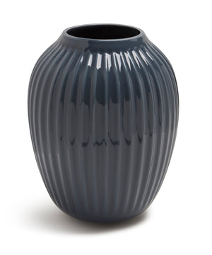 Hammershøi Vase 250mm (Anthracite) by Kähler