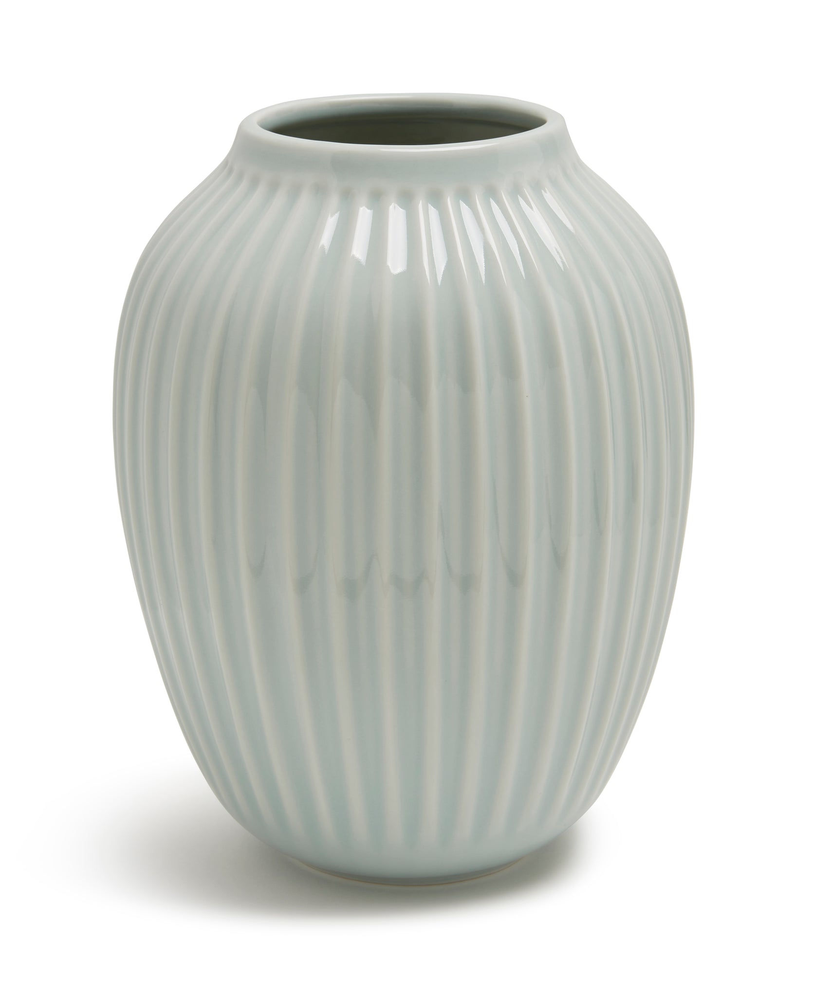 Hammershøi Vase 250mm (Mint) by Kähler