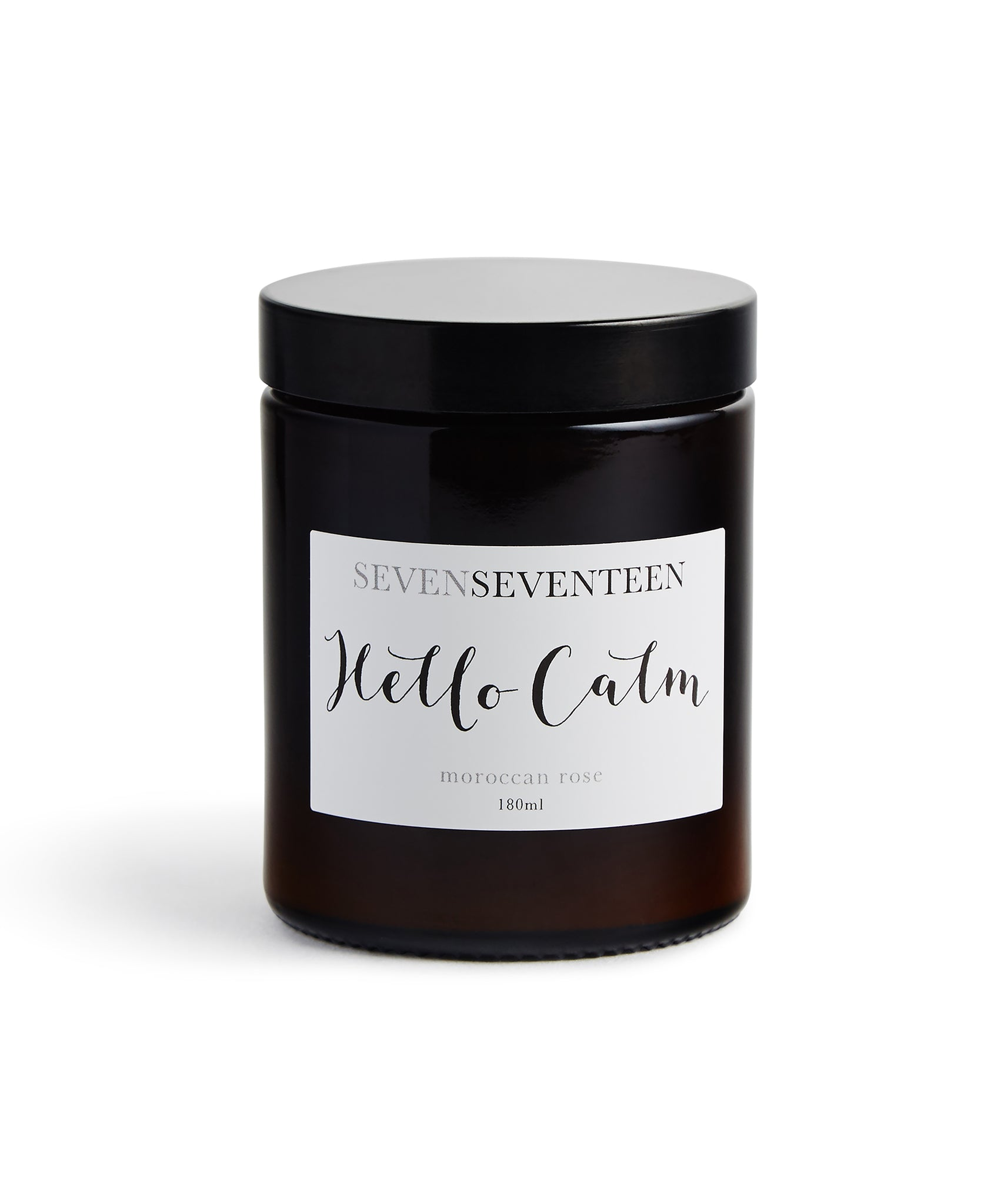 Hello Calm Candle by SevenSeventeen