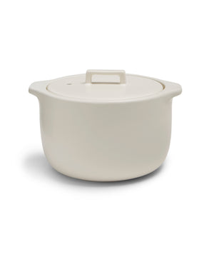 Kakomi Rice Cooker (White) by Kinto