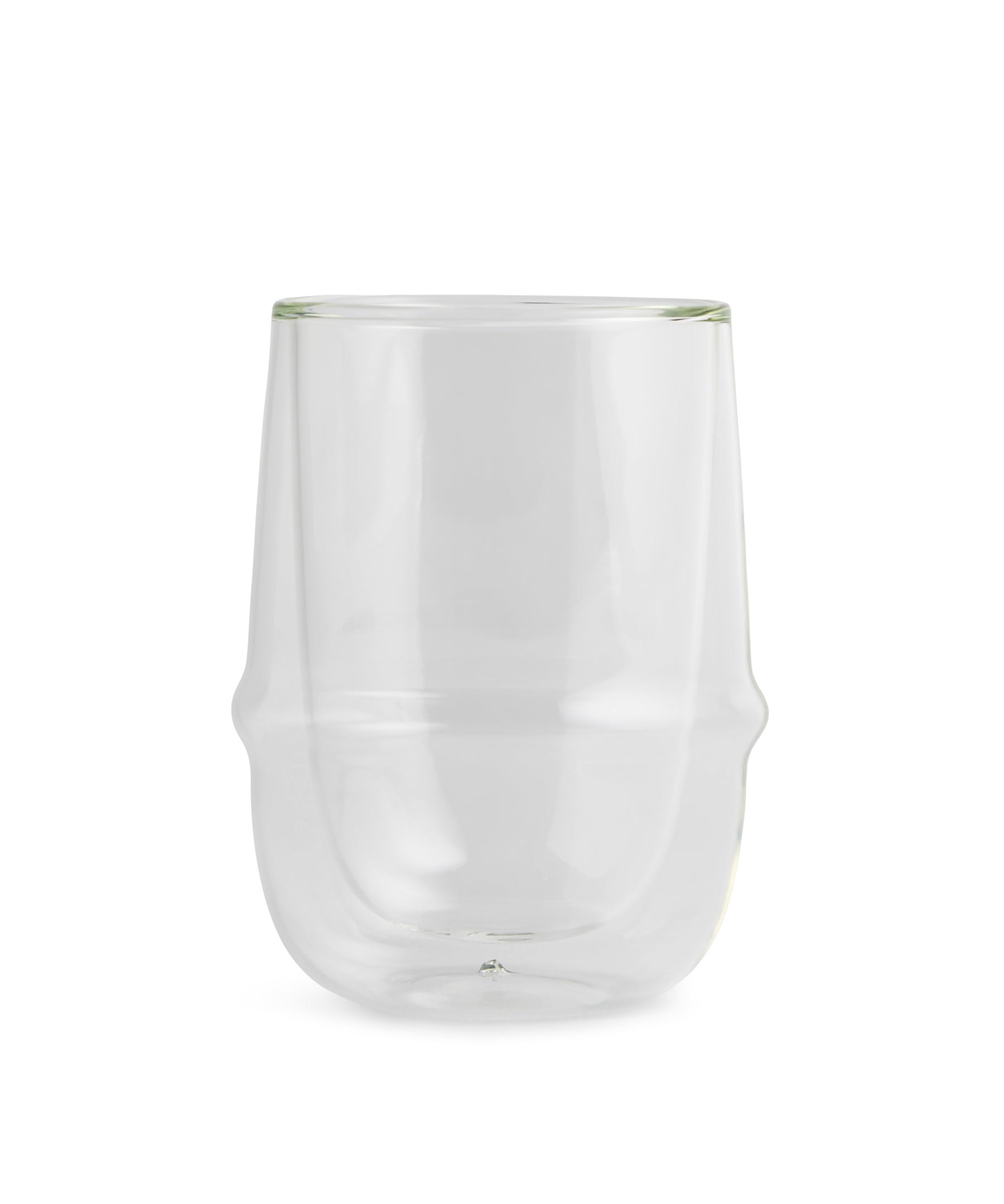 Kronos Double Wall Iced Tea Glass by Kinto