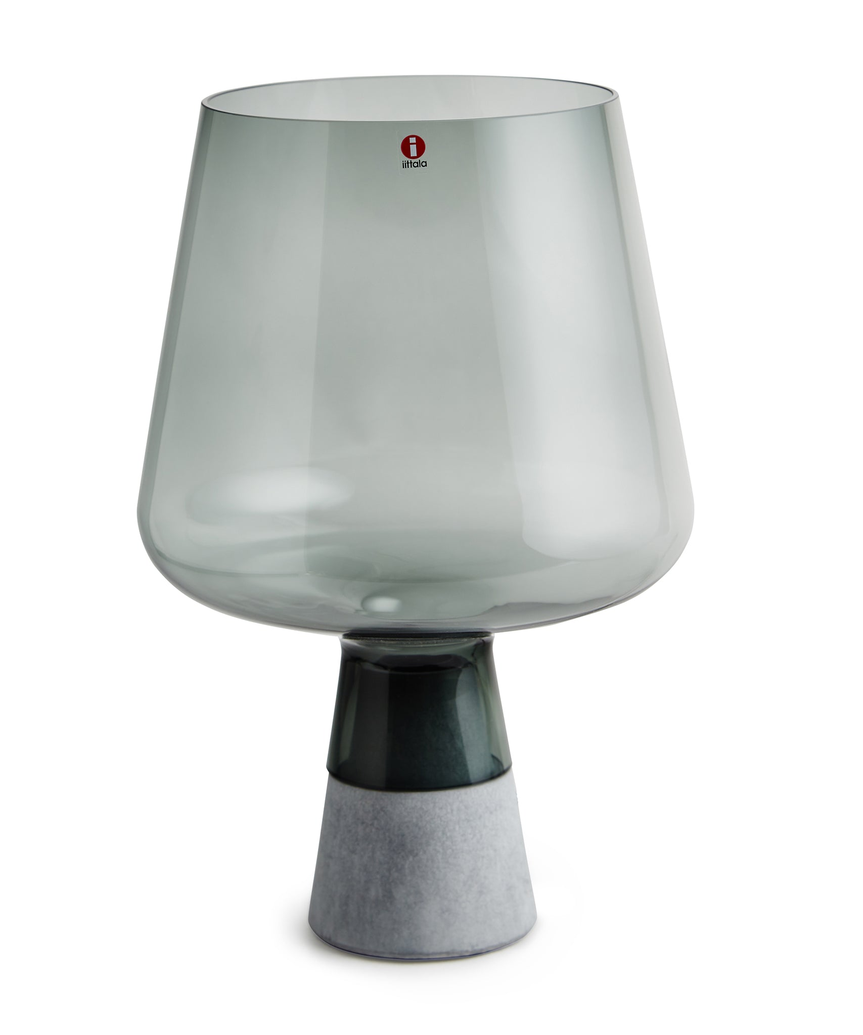 Leimu Lamp 300mm (Grey) by Iittala