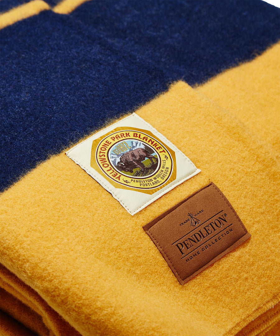 National Park Blanket (Yellowstone) by Pendleton