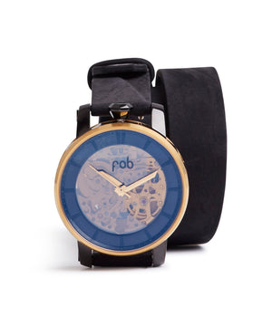 Neo Classic R360 Gold Solid Black by Fob Paris