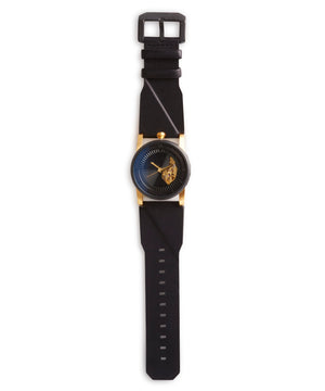 Neo Classic R413 Gold Solid Black by Fob Paris