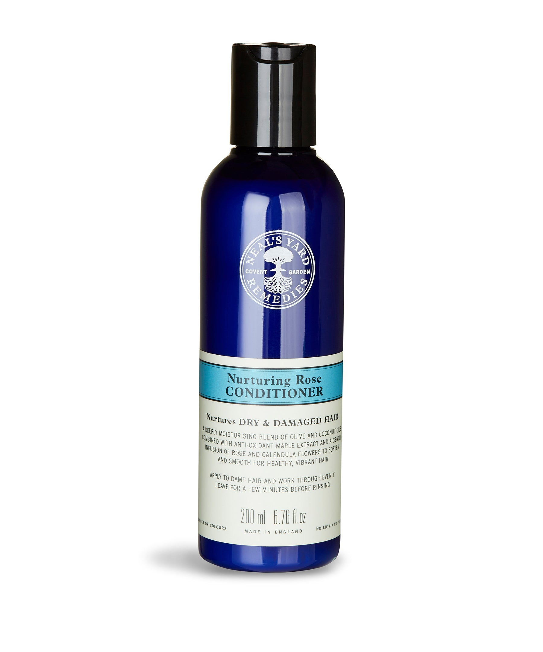 Nurturing Rose Conditioner by Neal's Yard Remedies