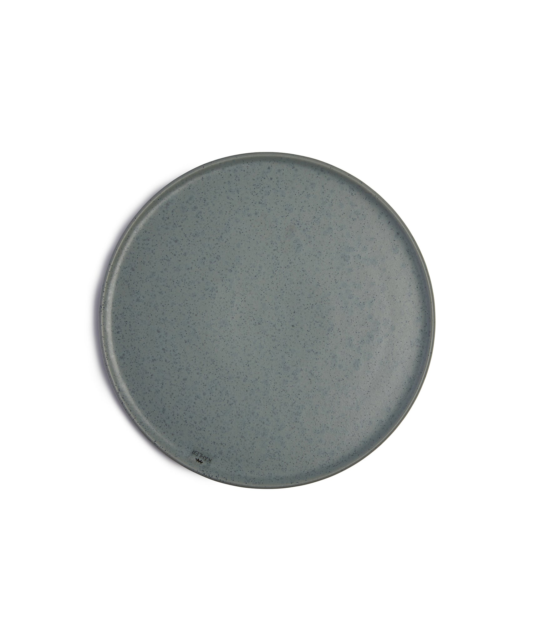Ombria Plate Ø220mm (Granite Green) by Kähler