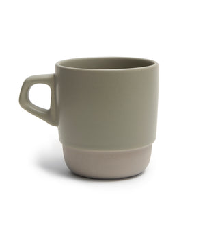 SCS Stacking Mug 320ml (Grey) by Kinto