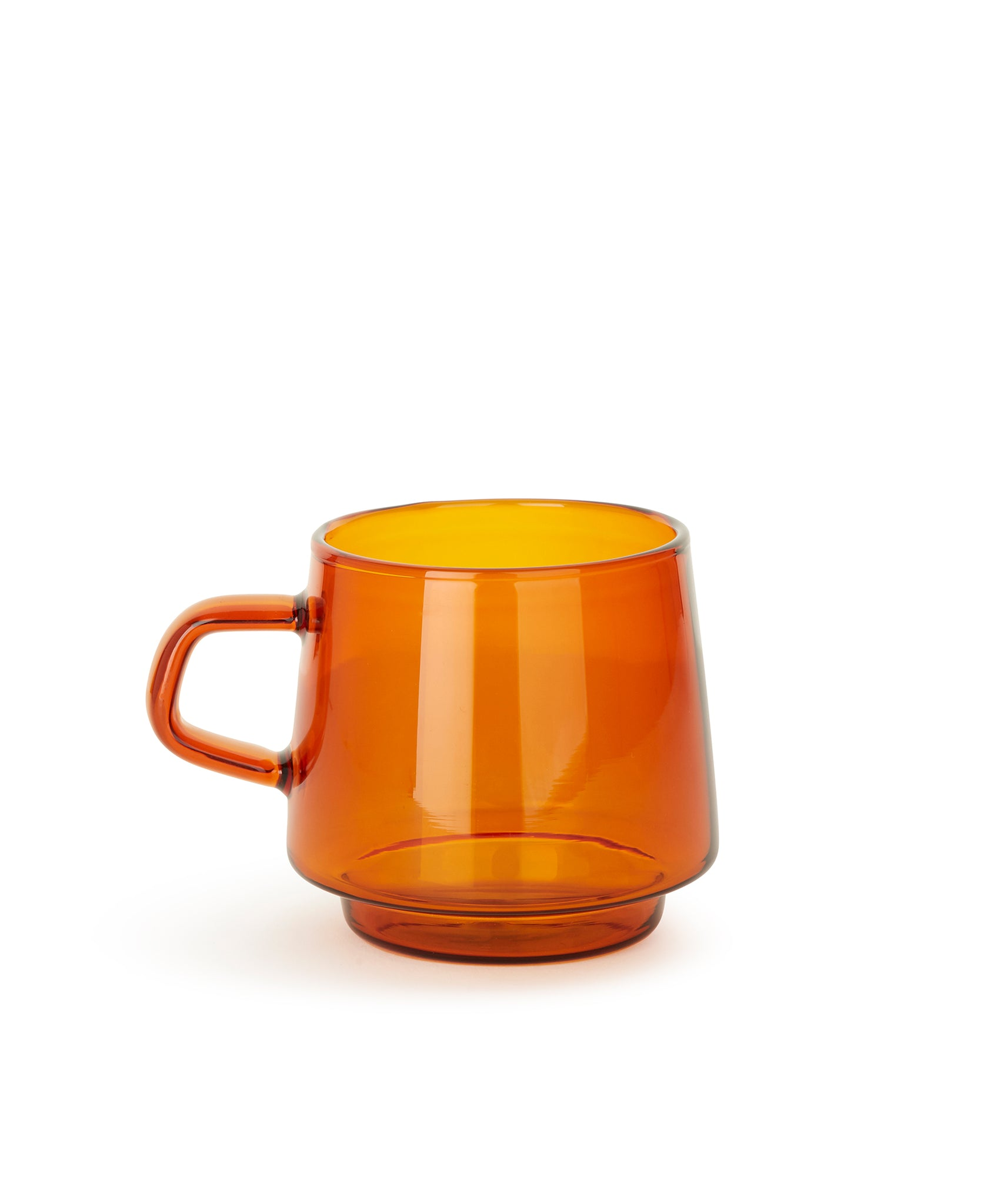 Sepia Mug 340ml by Kinto