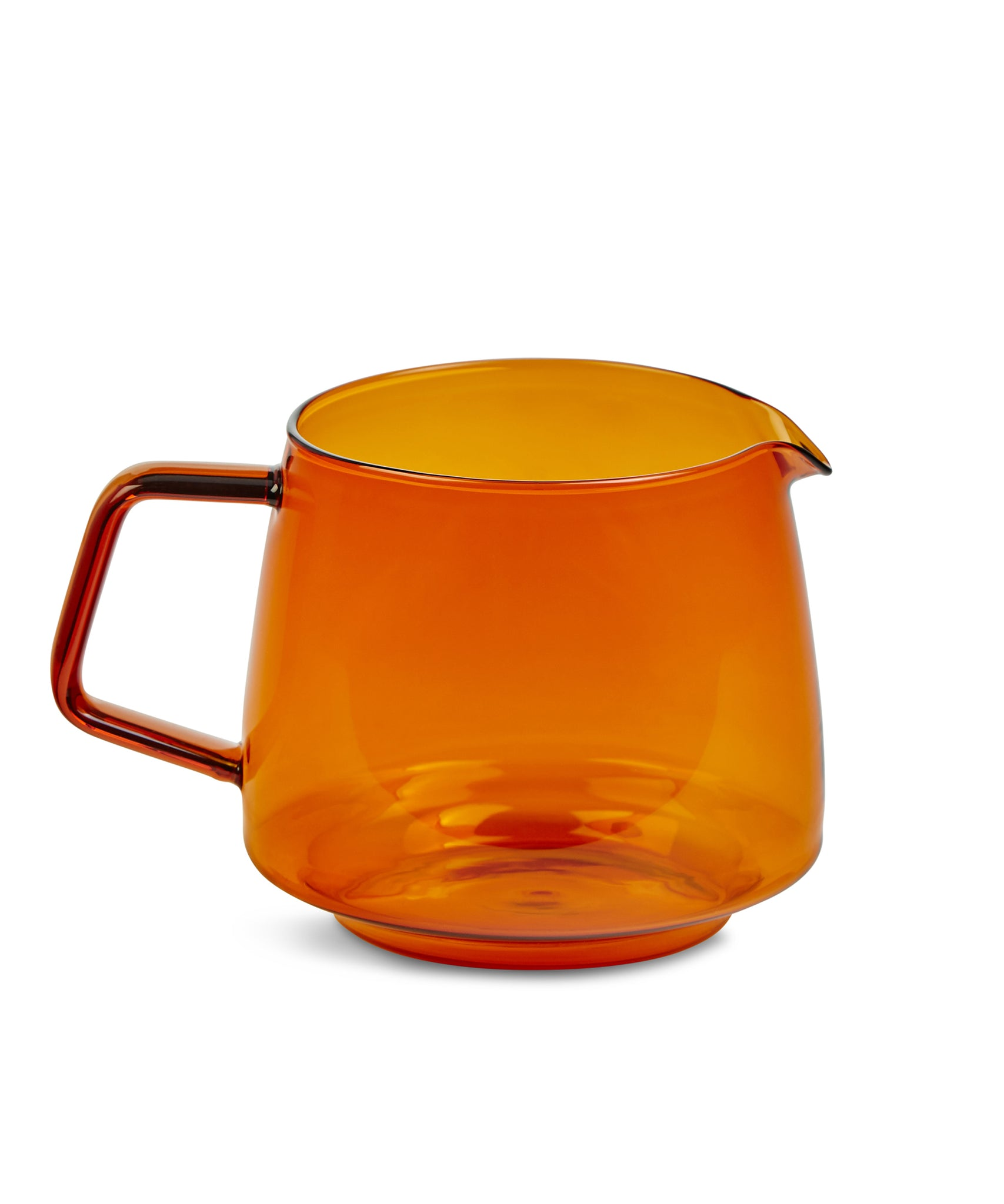 Sepia Jug 600ml by Kinto