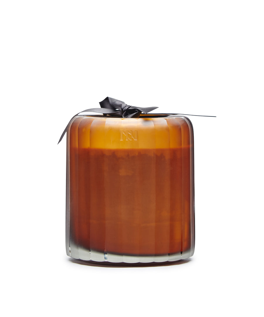 Small Eternity Ocher Candle by Onno