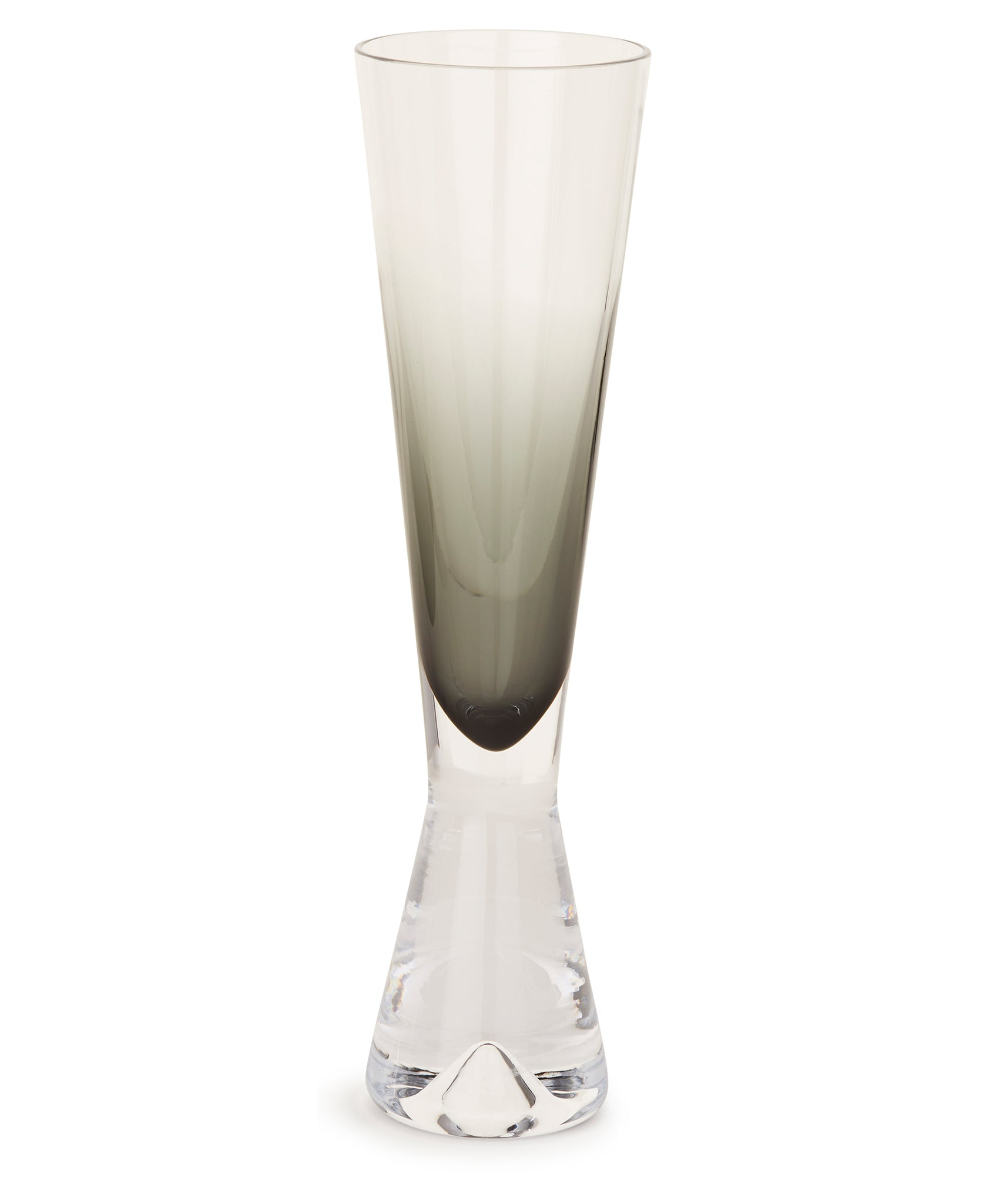 Tank Champagne Glass (Black) x2 by Tom Dixon