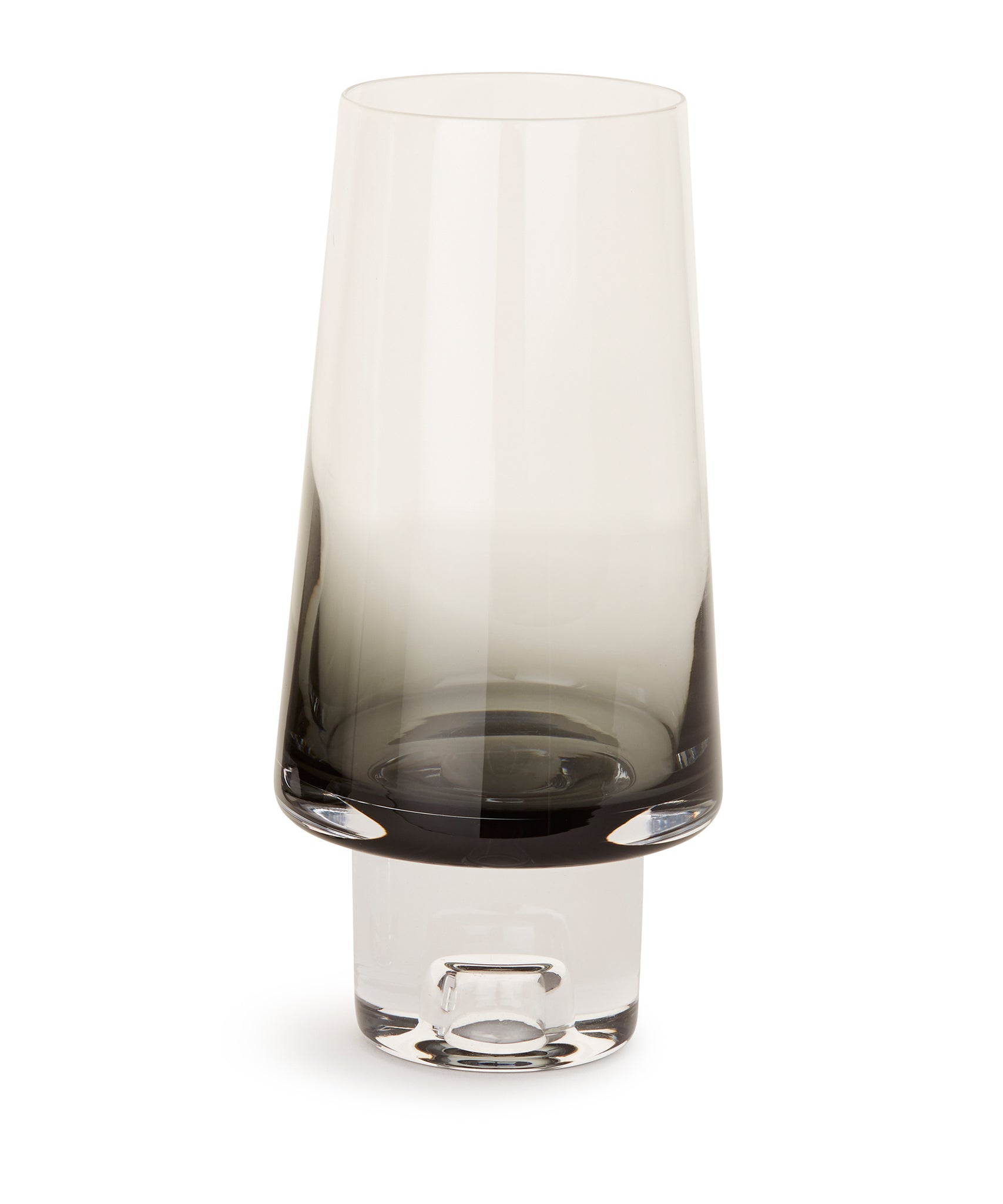 Tank High Ball Glass (Black) x2 by Tom Dixon