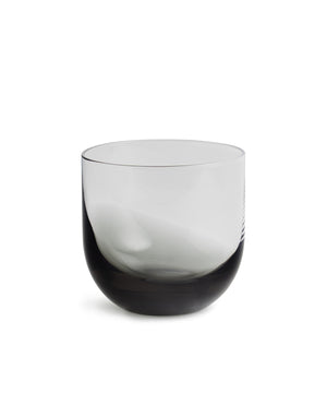 Tank Whiskey Glass (Black) X2 by Tom Dixon