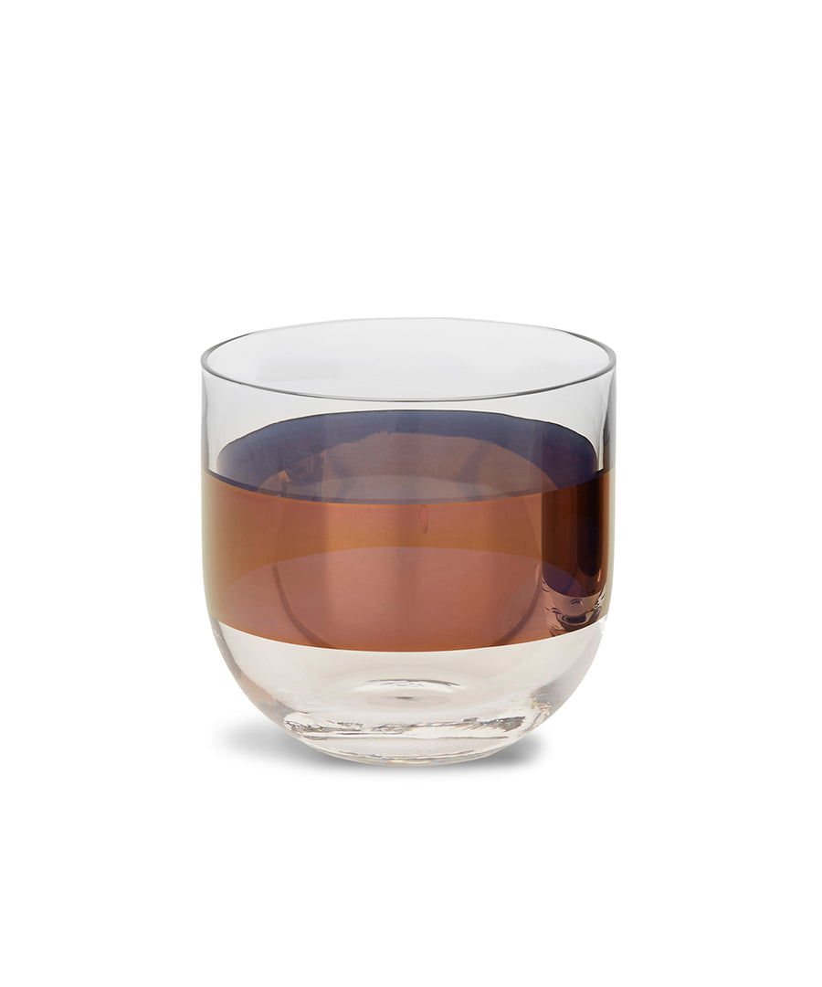 Tank Whiskey Glass x2 by Tom Dixon
