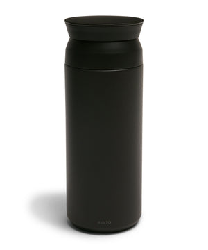 Traveller Tumbler 500ml (Black) by Kinto