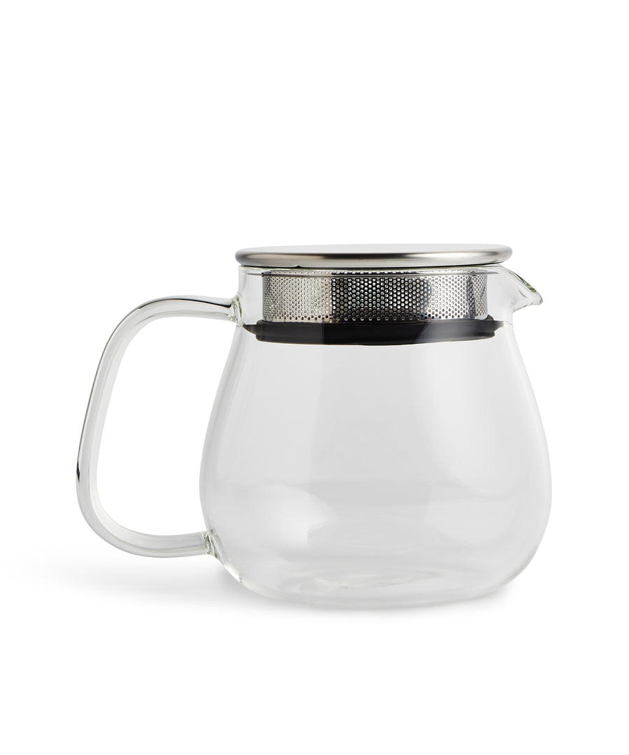 Unitea One Touch Teapot 460ml by Kinto