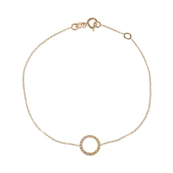 Claire CW Bracelet - Diamonds