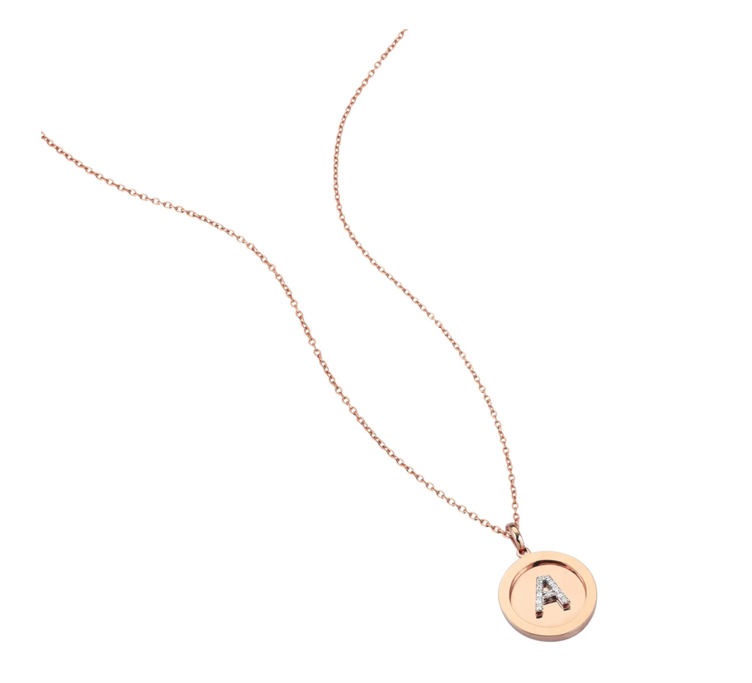 Initial Necklace – A