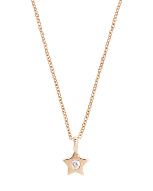 Twinkling Diamond Necklace