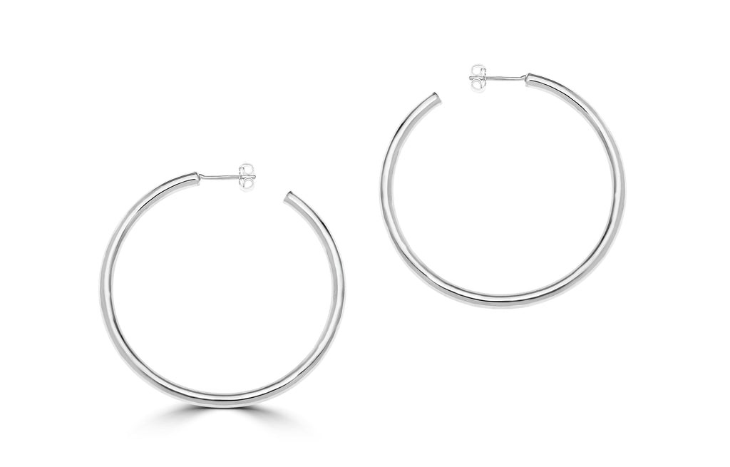 CLASSIC LARGE HOOPS