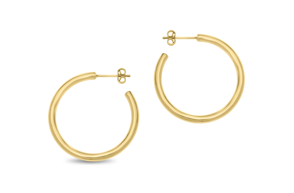 CLASSIC  SMALL HOOPS