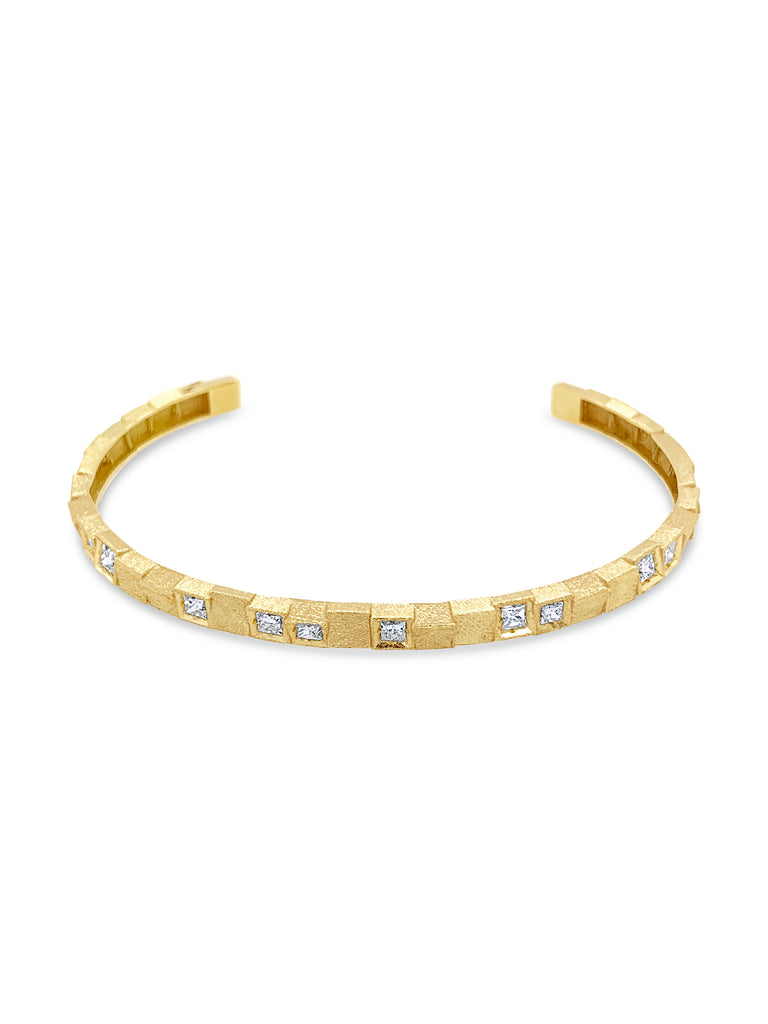 Square Princess Bangle