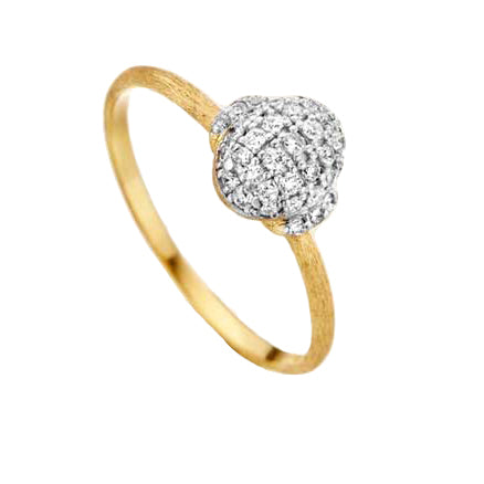 Dancing In The Rain Diamond Ring