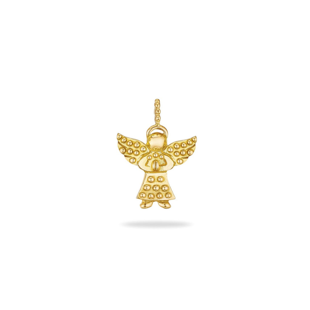 The Large Angel Symbol of Life Pendant