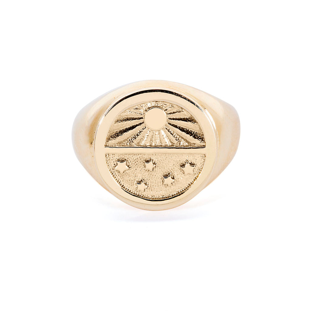 The Universe Signet Ring