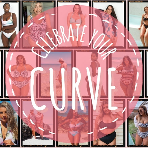 Celebrate your curves in our swimwear made to fit every body