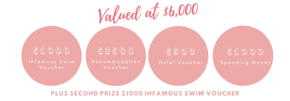 Win the ultimate staycation valued at $6000