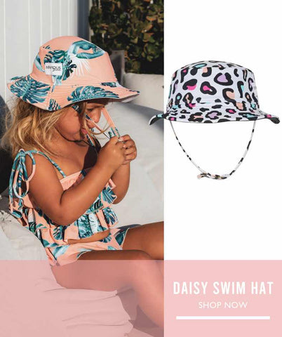 kids daisy hat great sun protection for both boys and girls
