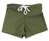 MINI BOYS HUGH Trunks // Military Green