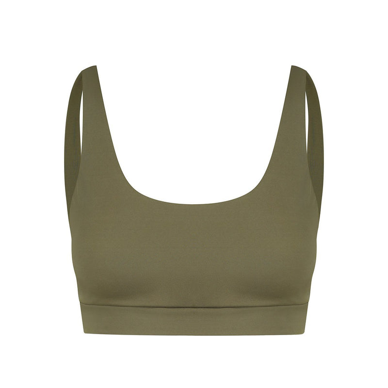 GIA Top // Military Green