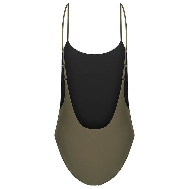 CANDICE One Piece // Military Green