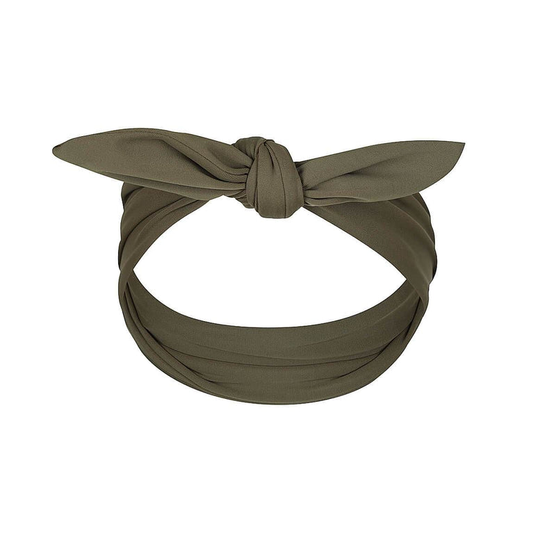 MINI CARMEN Head Band Military Green