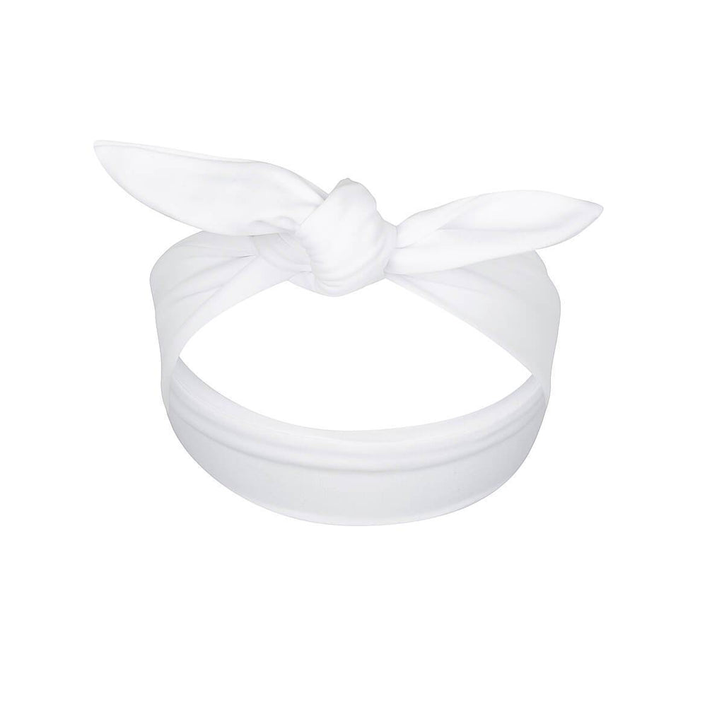 MINI CARMEN Head Band Fresh White