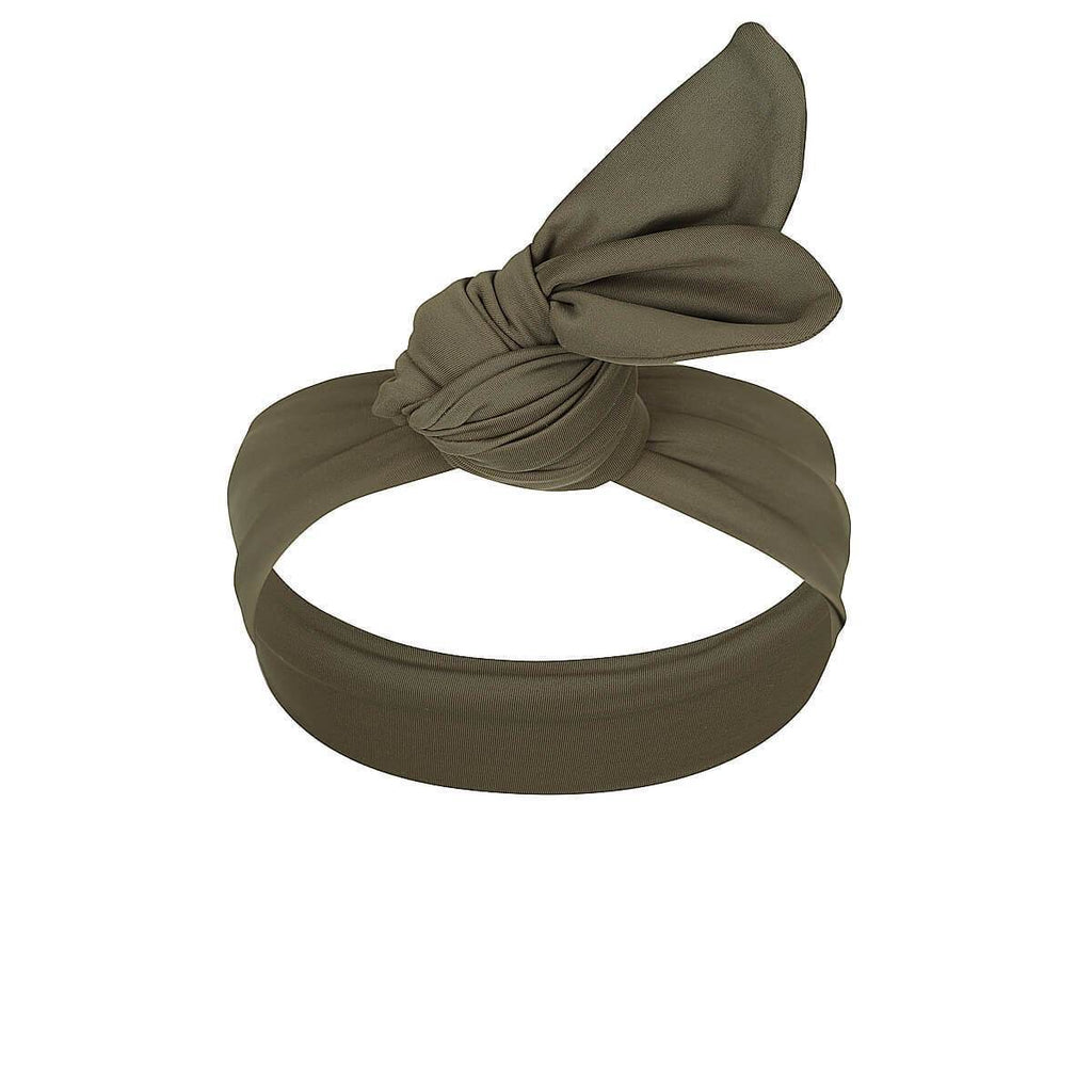 CARMEN Head Band // Military Green