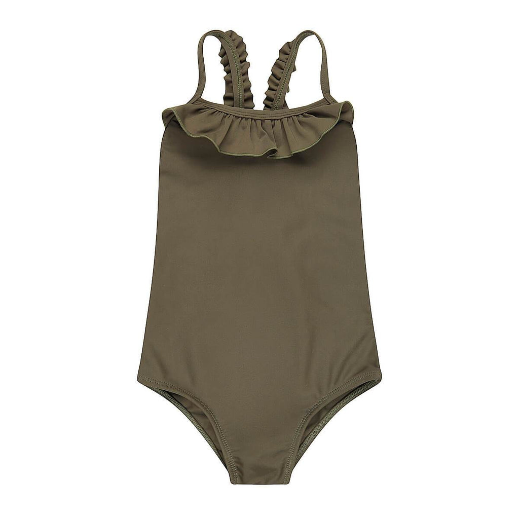 MINI ME CANDICE One Piece // Military Green