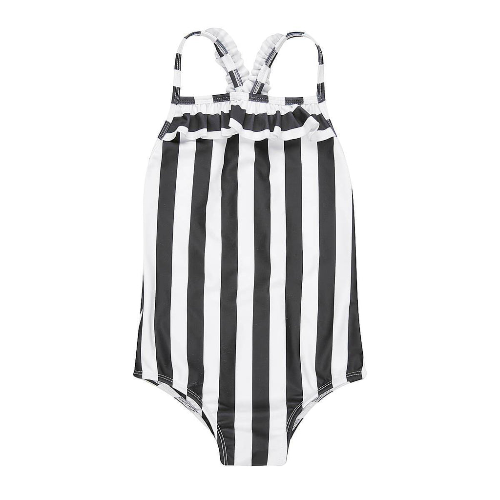 MINI ME CANDICE One Piece // Monochrome Stripe