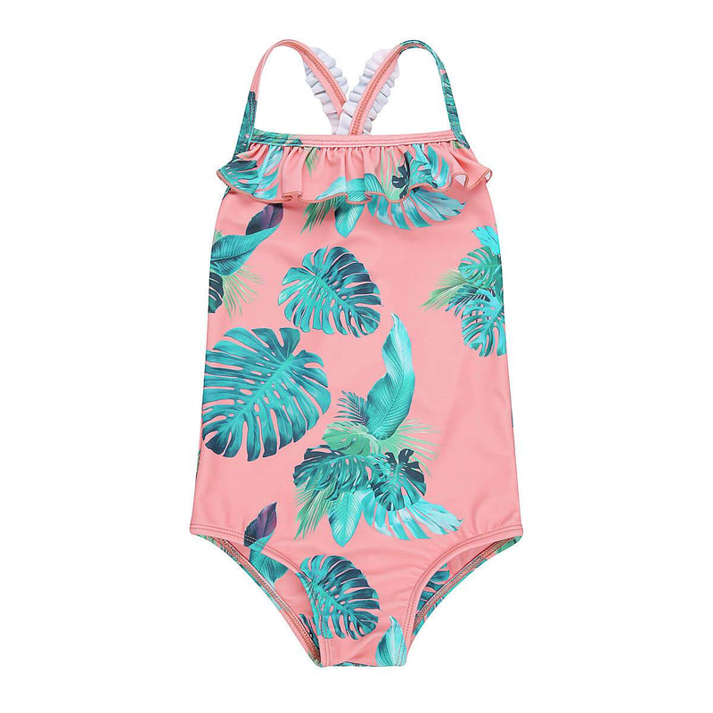 MINI ME CANDICE One Piece // Sunset Tropical