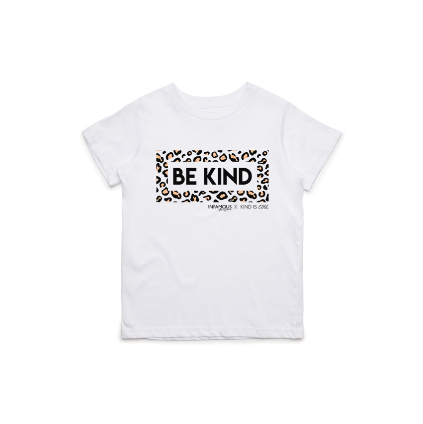 Mini Eva Tee - Infamous Swim x Kind Is Cool collab