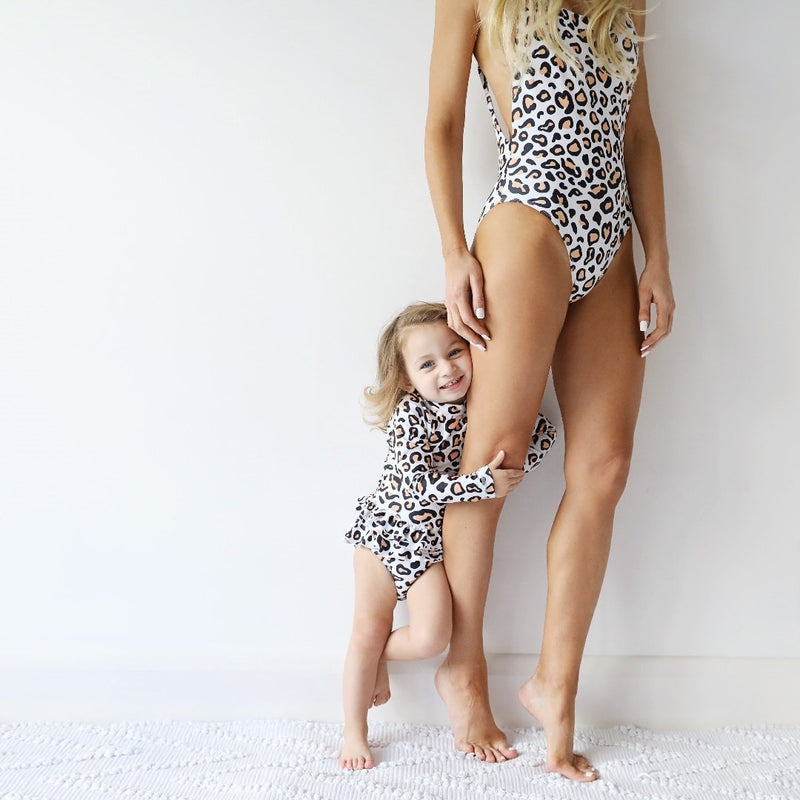 CANDICE One Piece // Safari Leopard